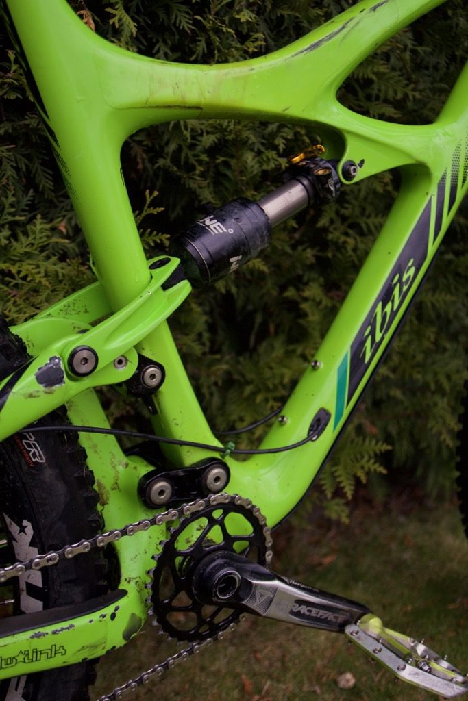 Ibis Mojo HD3  recenzja review